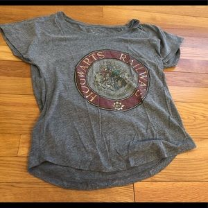 Grey Harry Potter shirt